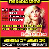 RW060 THE JOHNNY NORMAL RADIO SHOW - 27TH JANUARY 2016 - RADIO WARWICKSHIRE