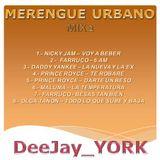 Merengue Urbano Mix 2 by DeeJayYORK