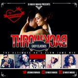 ThrowBack Easy Classics - The 90's Ultimate Slow Jamz Mixx