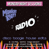 Midnight Riot Radio with guest Phat Phil Cooper & host Yam Who? 22 - 04 -19
