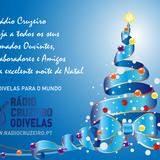 As vozes com Sons Fraternos no NATAL de 2015 na Estação dos Afetos. RADIO CRUZEIRO.