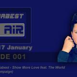 Nickdabest On Air 004 (LIVE)