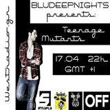 BluDeepNights on Westradio Vol.55 Zeljka Kasikovic and Teenage Mutants