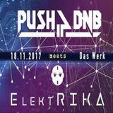 ElektRIKA meets PUSH4DnB