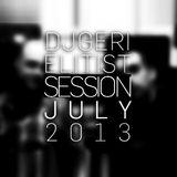DJ Geri & Elitist - Live - July Summer Trance 2013 Session