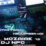 MoZaiak vs DJ NPC Live @ KC Howl 2016! 2 hour Tag Mix