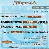 Dj Ralf @ Fitzcarraldo, Arezzo - 23.11.1996
