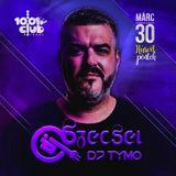 Szecsei x DJ TYMO live @ Club 1001, Bordány 2018.03.30.