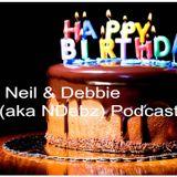 Neil & Debbie (aka NDebz) Podcast #037.5 - Rupaul's Cumberbatch (Full music version)