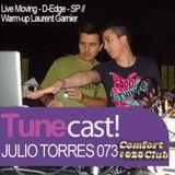 ComfortClub #020 - Dj Julio Torres - Tunecast