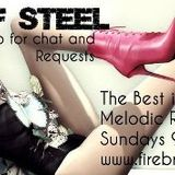 Heelz Of Steel Oct 12th with NEW tracks from TEN , White Widdow , Jimmy Barnes &AC/DC ...with Dawn !