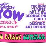 De La Swing - live at Elrow Opening Party (Amnesia, Ibiza) - 03-Jun-2017