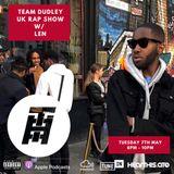 Team Dudley UK Rap Show w/ LEN - Threads Radio - 07th May 2019