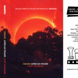 "BARRIO ""Grand African Phase"" Cassette // Mix & Remixes by MEDLINE //"