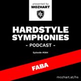 084 | Hardstyle Symphonies – Alone@Home Party Session by Faba