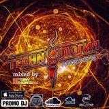 Techn'o'логия podcast # 21 with Dj Tony Montana [MGPS 89,5 FM] 28.01.2017