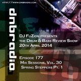 Ep. 177 - Mix Sessions Vol. 30 - Spring Steppers Pt. 1