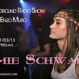 LA Underground Radio Show w/ JAMIE SCHWABL hosted by Enzo Muro