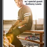 DJ Rome Show#35 Interview with Anthony Lewis