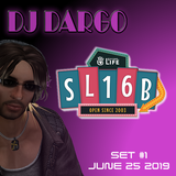 Uplifting Trance - Second Life 16 Birthday set #1 - June 25 2019