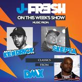 J Fresh Urban Fire 213 Xmas Show