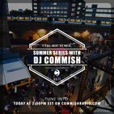 Hip-Hop - DJ Commish - Mid-Week Mix 10-25 http://commishradio.com