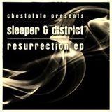 Dark Dubstep - Sleeper and District Resurrection EP Mix