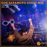 Que Sakamoto Guest Mix 17th May 2016