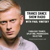 Trance Dance Show Step 119 by Paul Vinitsky [vote for PAUL VINITSKY in DJMAG.COMTOP100DJS]