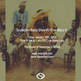 Show #116 w/ MeLo-X