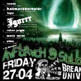 fugly - livemix @ Breakbeat Universe & SRK__27.04.12