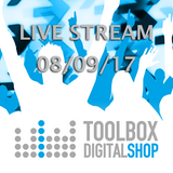 Toolbox Digital Live Stream - Friday 8th September 2017 (Mixed by Jase H House)