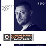 Exclusive Mix by Pepo on Cloning Sound Radio Show