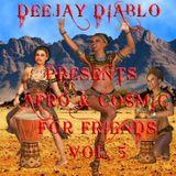 Dj Diablo - Afro Cosmic for Friends vol. 5
