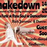 The Shakedown | with Guest DJ Sookie - 14 April 2018 - Promo