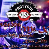 Partydul KissFM ed387 sambata part1 - warmup cu Marian Boba si guestmix by Mr X