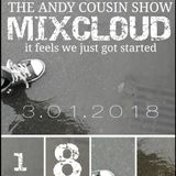 The Andy Cousin Show 03-01-2018