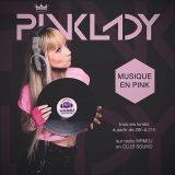 DJane PINKLADY #MUSIQUE EN PINK - RADIO WRMDJ #105