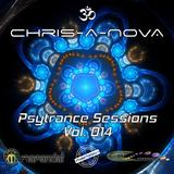 Chris-A-Nova's Psytrance Sessions Vol. 014 (10.2017)