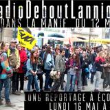 [LONG DOCUMENT] Dans la manif' contre la loi Travail du 12 mai, à Lannion - Partie 2