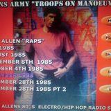 Mike Allen Capital Rap Show 8/11/85