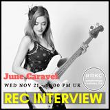 @JuneCaravel - @RadioKC - Paris Interview NOV 2018