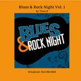 Blues & Rock Night Pt1 : By Than.K. for Shelter Radio Greece