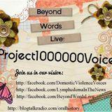 Survivor Voice:  Toni McKnight Adams