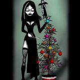Deep dark Christmas
