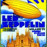 1971 Led Zeppelin in Milan