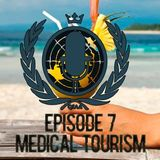 Season 3, Episode 7: Medical Tourism - From Assisted Death to the Human Organ Black Market