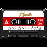 Open Format, Hip Hop, Reggae Rockers, Soca, Mini Mixes 2018
