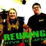 Reuring! @ RTV8 - uur 1 - 22-09-2012