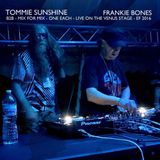 Frankie Bones - Live At Even Further 2016 With Tommie Sunshine